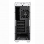 Boîtier PC Overseer RX-I Snow Edition blanc, kit de fentre 3x 5,25 pouces externe, 1x 3,5 pouces externe, 5x interne de 3,5 pouces E-ATX ATX 8