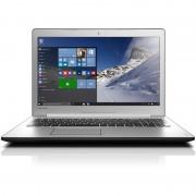 """Notebook Lenovo IdeaPad 510, 15.6"""" Full HD, Intel Core i7-7500U, 940MX-4GB, RAM 8GB, SSD 256GB, Free DOS, Negru"""