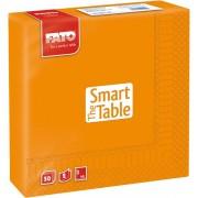 Tovaglioli in carta Fato 40x40 cm - Arancio - 82892300 (conf.50) - 185421 - Fato