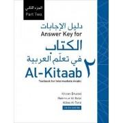 Answer Key for Al-kitaab fii Tacallum al-cArabiyya: Part 2 by Kristen Brustad