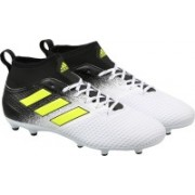 Adidas ACE 17.3 FG Football Shoes(White)