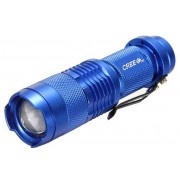 Gadget Hero's Cree LED Front Light(Blue)