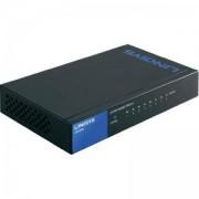 Linksys LGS308 :: 8-Port Smart Gigabit Switch