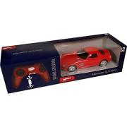 Mondo - Coche Mercedes-Benz SLS AMG, con radio control, color rojo (63102-2)