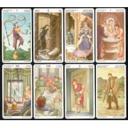 Scarabeo Tarot Of The 78 Doors