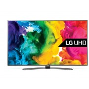 "LED TV LG 43"" 43UH661V ULTRA HD SMART GREY"