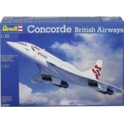 Macheta Revell Concorde British Airways 4997