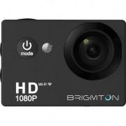 Cámara Deportiva Brigmton BSC-8HD WiFi FullHD 1080p