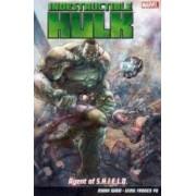 Indestructible Hulk Agent Of Shield