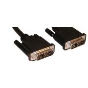 Cablu DVI 12+1 Pini T-T 1m
