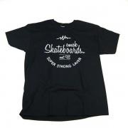 Amok t-shirt Classic blk