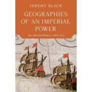 Geographies of an Imperial Power: The British World, 1688a1815