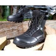 Security Stiefel, Farbe schwarz Gr. 45