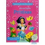 Lipeste autocolantele Alba-ca-zapada Printesa