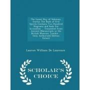 The Lesser Key of Solomon, Goetia by Lauron William De Laurence