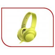 Sony Гарнитура Sony MDR-100AAP Yellow