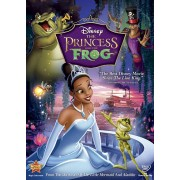 Princess & The Frog [Reino Unido] [DVD]