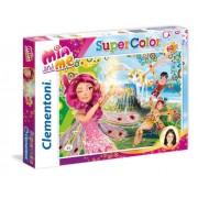 Clementoni 26915 - Mia And Me - Puzzle 60 pezzi
