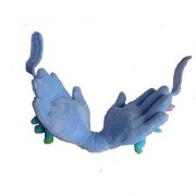 Mother's Hand Headrest Head Support for Kids Blue