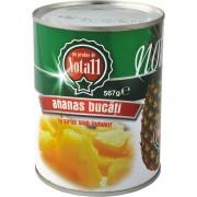 Ananas Bucati 567g