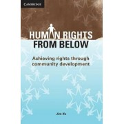 Human Rights from Below by Jim Ife