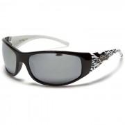 Choppers zonnebril Black White Flames CH71