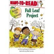 Fall Leaf Project by Margaret McNamara