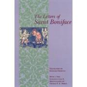 The Letters of St.Boniface by Archbishop of Mainz Saint Boniface