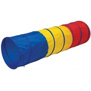 Pacific Play Tents Find Me Multi Color 6 Tunnel