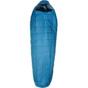 VAUDE Sioux 800 XL Kunstfaserschlafsack in blau, Größe RV LINKS