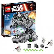 LEGO Star Wars - 75100 - Jeu De Construction - First Order Snowspeeder