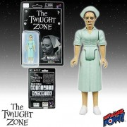 The Twilight Zone Nurse 3 3/4 Inch Action Figure In Green