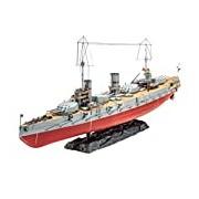Revell Russian WWI Battleship Gangut Ship Model