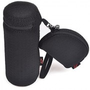 Lightning Power - UE BOOM Wireless Bluetooth Speaker USB Cable Charger Water-Resistant Lycra Zipper Carrying Case Bag