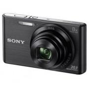 Sony Cyber-shot DSC-W830 (czarny) - szybka wysyłka! - Raty 40 x 13,47 zł - odbierz w sklepie!