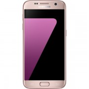 Smartphone Samsung Galaxy S7 32GB Pink Gold, ram 4GB, 5.1 inch, android 6.0 Marshmallow