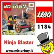 LEGO SYSTEM Ninja Blaster codice 1184