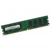 2Go RAM Mémoire PC Bureau SAMSUNG M378T5663DZ3-CF7 DDR2 PC2-6400U 800Mhz CL6