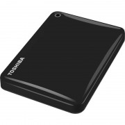 Hard disk extern Toshiba Canvio Connect II 1TB 2.5 inch USB 3.0 Black