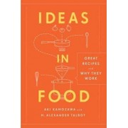 Ideas in Food by Aki Kamozawa