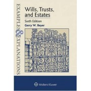 Examples & Explanations for Wills, Trusts, and Estates by Gerry W Beyer