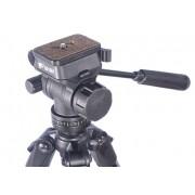 Profesjonalny statyw foto/video + makro 165cm, model WF-5316