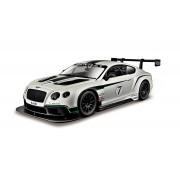 Bentley Continental GT3 - 1:24