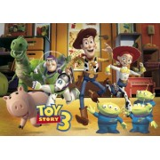 "Clementoni 24398.3 - Puzzle Maxi Toy Story 3 ""Toys At Play"", 24 pezzi"