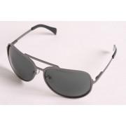 Diluca Eyewear Sunglasses Precious Metals Luca Gunmetal/Grey GUN002