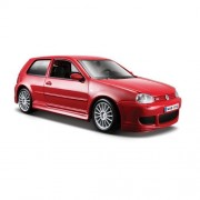 Maisto 31290 VW Golf R32 1:24, colore: Rosso