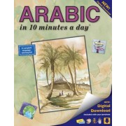 Arabic in 10 Minutes a Day by Kristine K Kershul M.A.