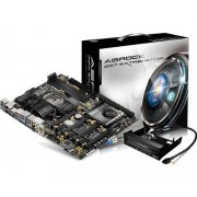 ASRock Mod 1150 Z87 Extreme11/AC (EATX) Scheda Madre, Nero
