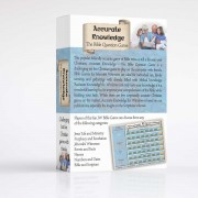 Accurate Knowledge Bible trivia game for Family Worship Night (delivered as digital download ONLY)