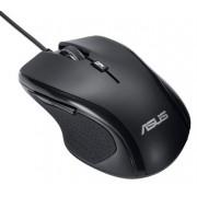 Mouse Asus UX300 Blue Ray Ergonomic, cu fir, 1600dpi, culoare neagra